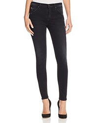 Hudson Collin Flap Pocket Skinny Jeans In Hard Lines Hardlines