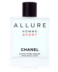 Chanel Allure Homme Sport After Shave Lotion 3.4 Oz.