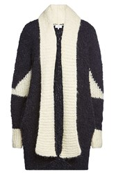 Iro Cardigan With Mohair And Wool Multicolor