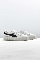 Puma Fenty By Rihanna Mens Leather Creeper Sneaker White