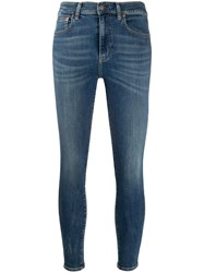 Polo Ralph Lauren High Rise Skinny Jeans 60
