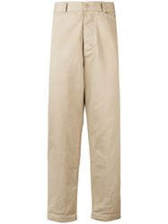 Casey Casey Wide Leg Trousers Neutrals