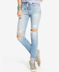 Denim And Supply Ralph Lauren High Rise Skinny Jeans Barron