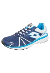 Lotto Flyzone V Cushioned Running Shoes Blu Med White Blue