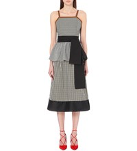 Isa Arfen Belted Peplum Dress Sale E Pepe
