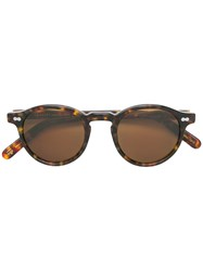 Moscot Miltzen Sunglasses Brown