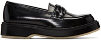 Adieu Black Type 89C Loafers