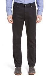 Men's Cutter And Buck 'Greenwood' Relaxed Fit Jeans Black