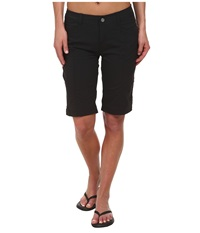 Royal Robbins Discovery Bermuda Jet Black Women's Shorts