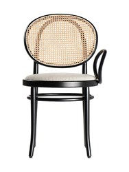 Gebruder Thonet Vienna N.0 Chair Black Beige