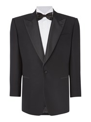 Chester Barrie Classic Dinner Suit Jacket Black