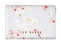 Ted Baker Kane Light Grey Coin Purse Gray