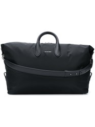 Alexander Mcqueen Classic Holdall Black