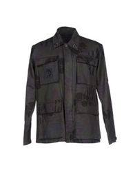 Marc By Marc Jacobs Jackets Dark Green