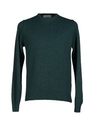 Della Ciana Knitwear Jumpers Men Green