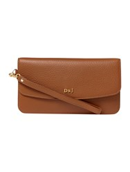 Dickins And Jones Maisie Multi Compartment Pouch Tan