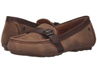 Ugg Gwynith Chocolate Women's Flat Shoes Brown
