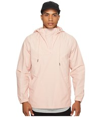Publish Zachery Anorak Jacket Pink Men's Coat