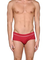 La Perla Swim Briefs Maroon