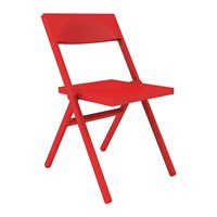 Alessi Piana Chair Red