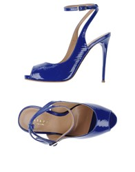 Stele Footwear Sandals Women Blue