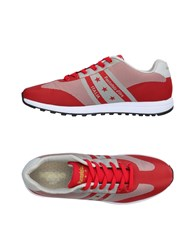 Pantofola D'oro Footwear Low Tops And Sneakers Red