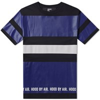 Hood By Air Multistripes Tee Black