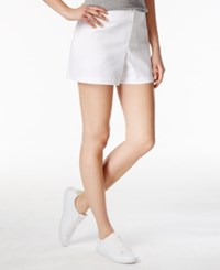 Maison Jules Shorts Only At Macy's Bright White