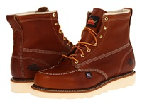 Thorogood 6 Soft Moc Toe Tobacco Men's Work Boots Brown