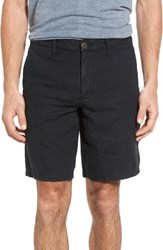John Varvatos Men's Star Usa Linen Shorts