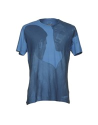 Heritage T Shirts Blue
