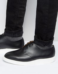 Dr. Martens Dr Torriano Wedge 3 Eye Shoes Black