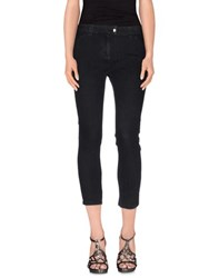 Balenciaga Denim Denim Trousers Women