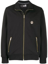 Love Moschino Peace And Track Jacket Black