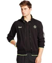 Polo Ralph Lauren Interlock Track Jacket Polo Black