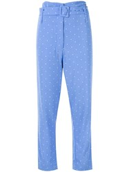 Alice Mccall Slow Dreams Trousers Blue