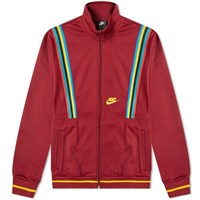 Nike Re Issue Track Jacket Red