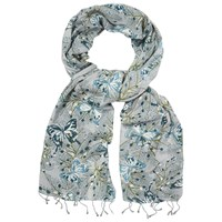 White Stuff Enchanted Butterfly Scarf Multi