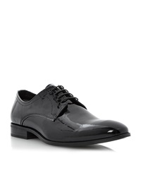 Howick Reserve Patent Dress Shoes Black