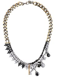 Iosselliani Optical Memento Crystal Necklace