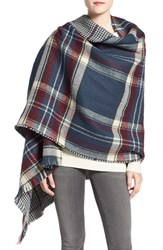 Barbour Women's Reversible Plaid And Check Scarf