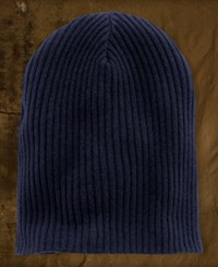 Denim And Supply Ralph Lauren Rib Knit Hat Navy