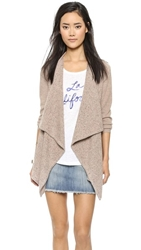 Joie Starley Cardigan Light Heather Oatmeal