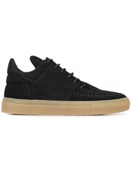 Filling Pieces 'Apache' Sneakers Black