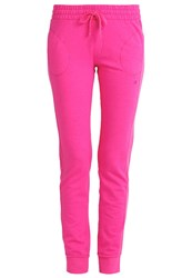 Champion Tracksuit Bottoms Pink Berry