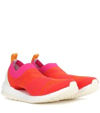 Adidas By Stella Mccartney Pure Boost X Running Sneakers Orange