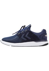 Hummel Terrafly Np Sports Shoes Total Eclipse Blue