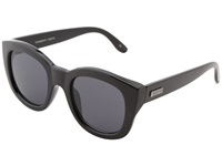 Le Specs Runaways Black Fashion Sunglasses