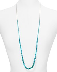 Chan Luu Turquoise Beaded Necklace 36