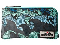 Kavu Cammi Clutch Ocean Waves Clutch Handbags Multi